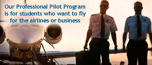 Professional Pilot Program
